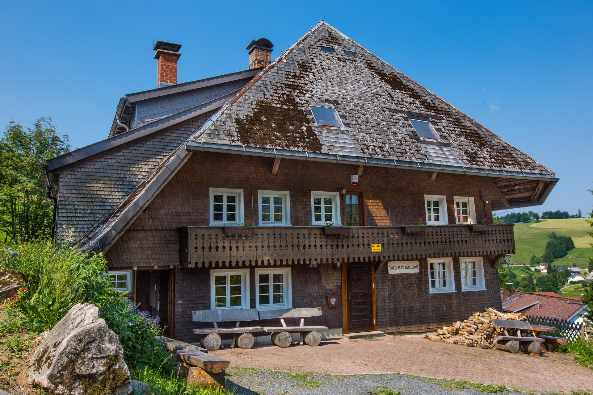 Schwarzwald chalet f r 1 34 personen mit sauna for Wanders chalet